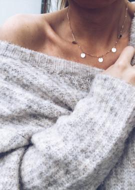 Golden Necklace Noren