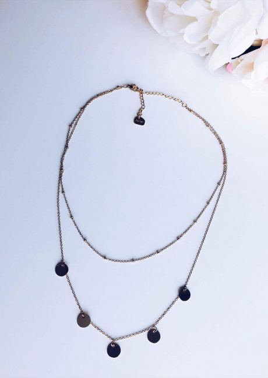 Golden Necklace Nolla