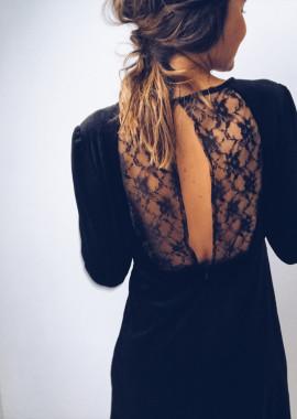 Robe Maria noire