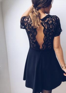 Black Dress Gabrielle