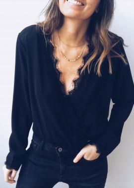 Black Bodysuit Calvi