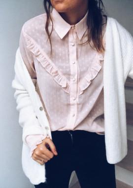 Pale pink Shirt Sophia