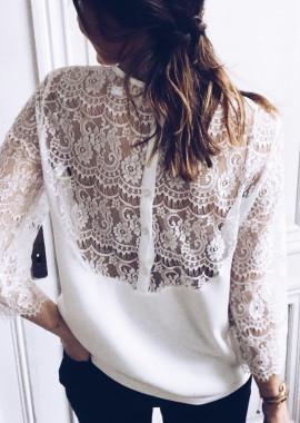 White Blouse Marlène
