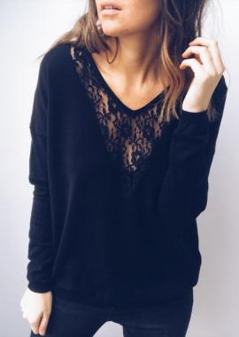 Black Pullover Augusta