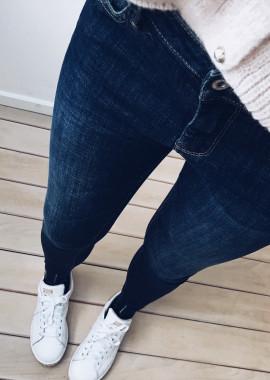 Dark blue Jeans Zora