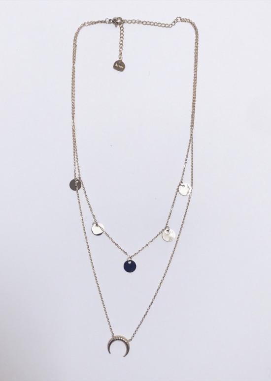 Golden Necklace Sina