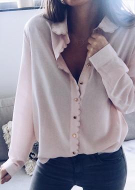 Pale pink Shirt Heidi