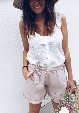 Embroidered Top Westi