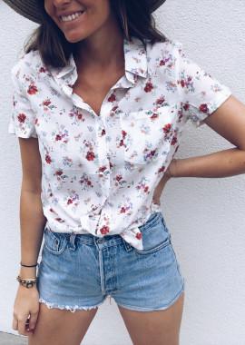 White Shirt Anita