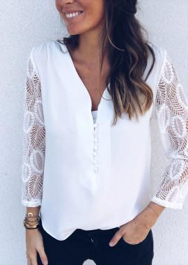 White Blouse Laureen