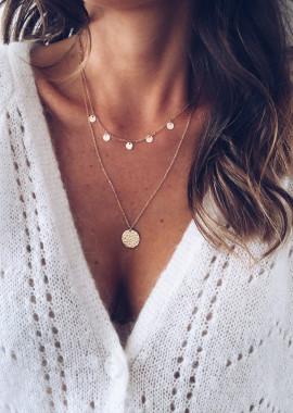 Golden Necklace Nany