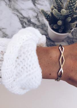 Bracelet Suzy doré