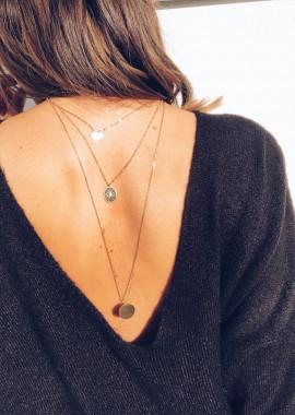 Golden Necklace Alban