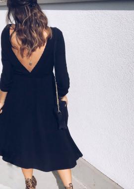 Robe Poupi noire