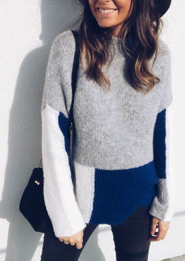 Grey Pullover Joris