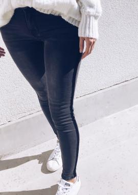 Jeans Baki gris foncé