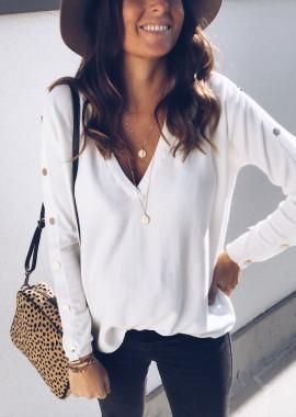 Ecru pullover Malory