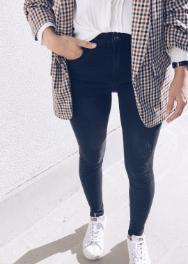 Dark grey Jeans Bastin