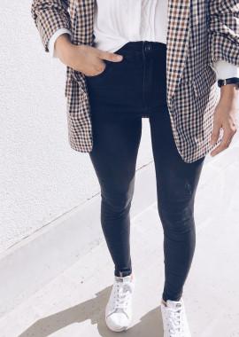 Jeans bastin gris foncé