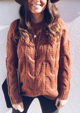 Brick Pullover Cyrus