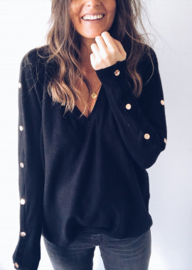 Black Pullover Malory