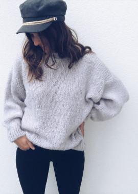 Light grey Pullover Colette
