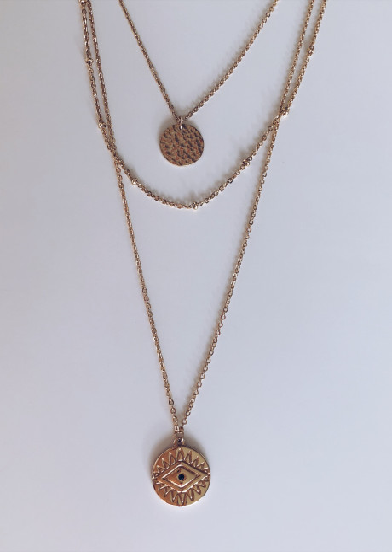 Golden Necklace Bali