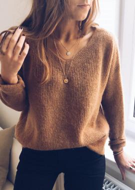 Camel pullover Elana