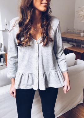 Grey Pullover Louis