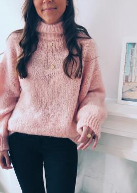 Pink Pullover Colette