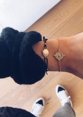 Bracelet Matt doré