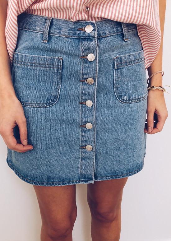 Light blue Skirt Mazarine