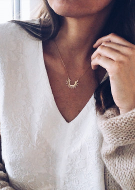 Golden Necklace Nadège