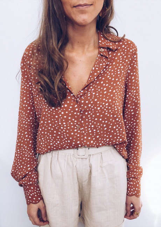 Brick Shirt Valérie