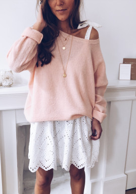 Light pink Pullover Oscar