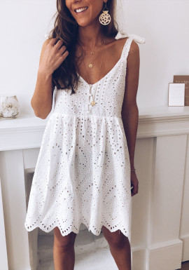White Dress Gabriella
