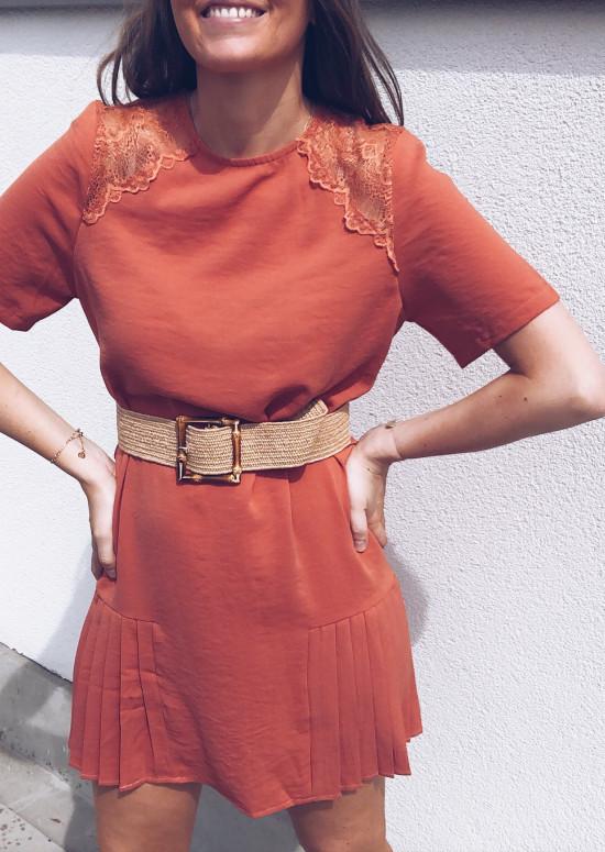 Brick Dress Elena