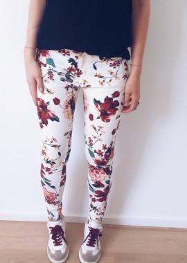 Flowered Jeans Melissa