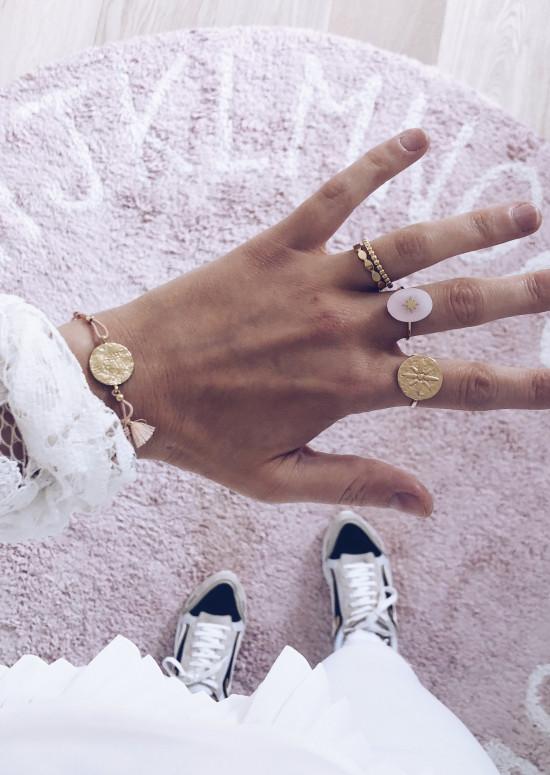 Golden ring Ysé