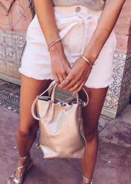 Golden Elif Bag