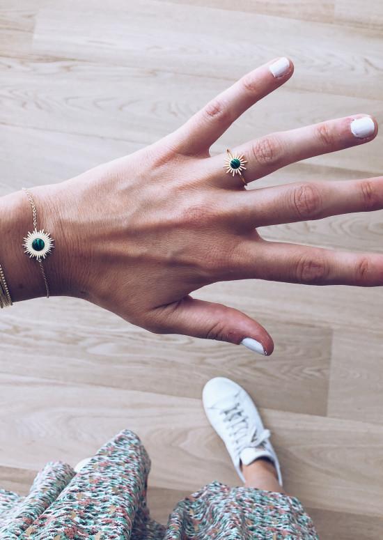 Golden ring Elya