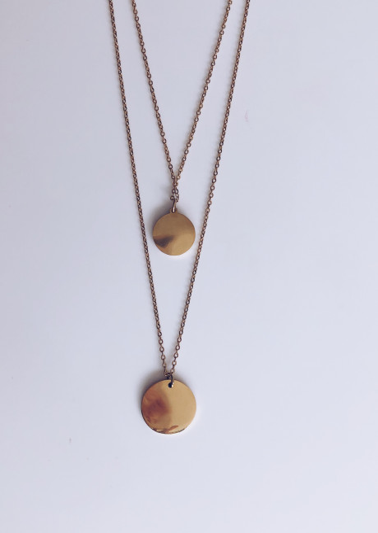 Golden Maud necklace
