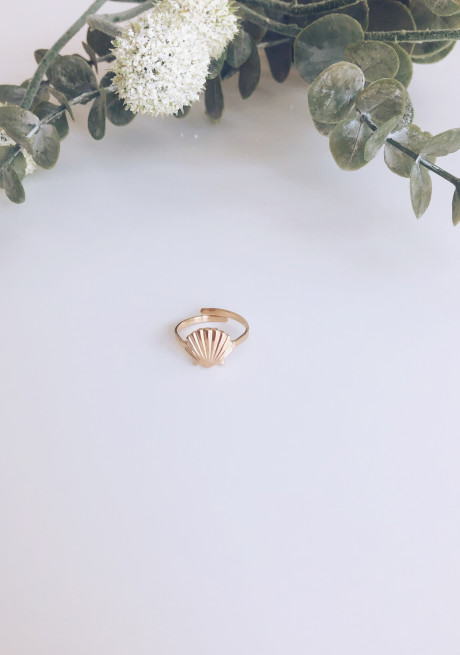 Golden Dolly ring