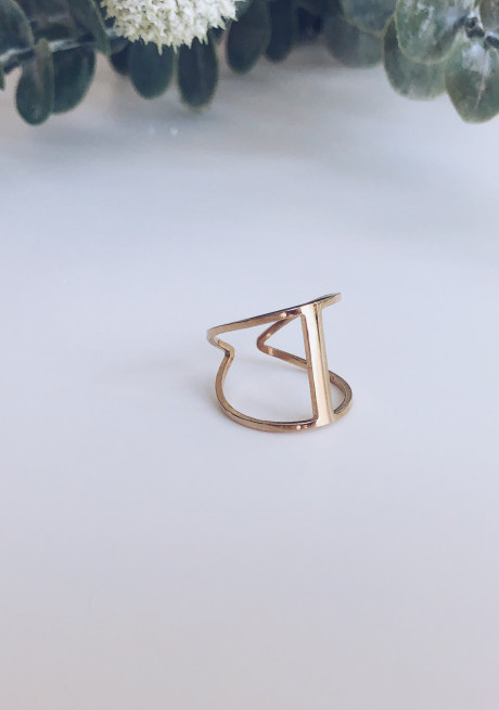 Gold Proly ring