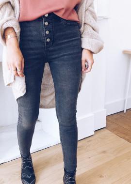 Dark grey Hugo jeans