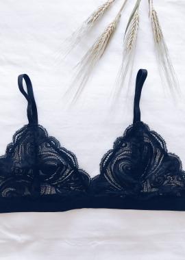 Black Antonia bra