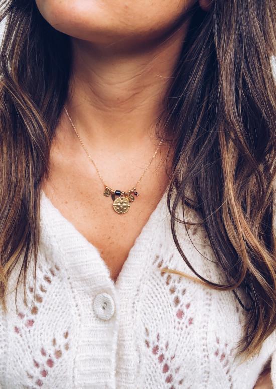 Golden Aube Necklace