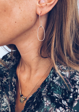 Golden Amaia earrings
