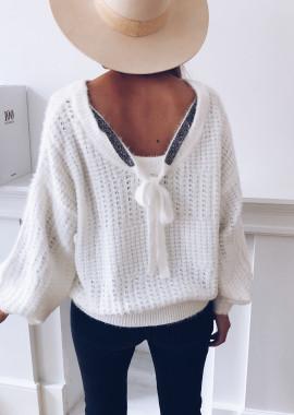 Estelle sweater white