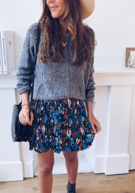 Juline skirt with flowers